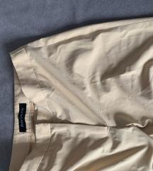 High waist pantalone