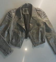 100% Kozna jakna