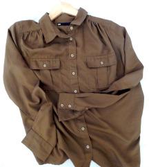 Maslinasto zelena košuljica - 38 veličina