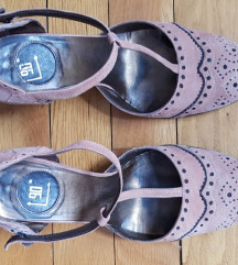 %2.500Italijanske kozne Mary Jane sandale