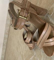 Sandale na stiklu Primadona *snizene*