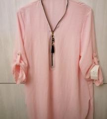 Roze tunika