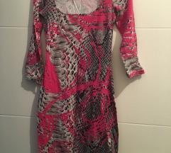 Just Cavalli artistic dress
