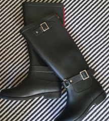 Gumene cizme crne