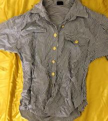 San Remo prugasta košulja 🐚