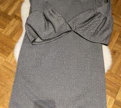 Siva haljina, S-M