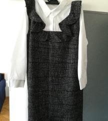Zara haljina, jednom nosena