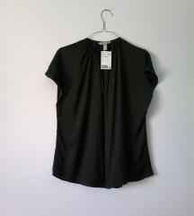 Rezz H&M khaki bluza XS/S