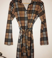 Burberry nova haljina