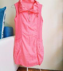 Kao Nova, roza pamucna haljinica!