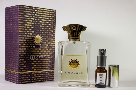 Amouage Beloved Man - Dekant 5/10ml