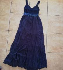 Dugacka leprsava haljina