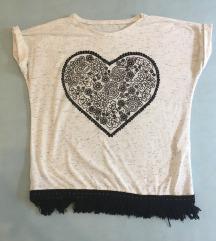 Srce majica