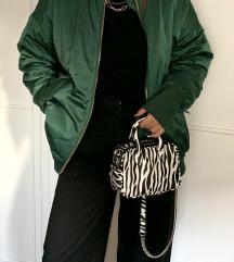 H&M oversized bomber jakna