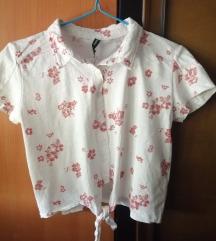 Crop top majica sinsay