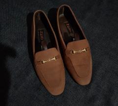 Braon cipele 37,5