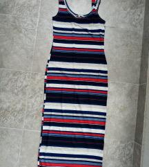 Uska C&A letnja haljina 38