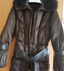 Original TRUSSARDI zimska jakna-Iskoristite Xl