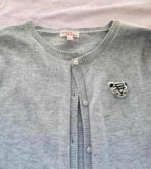 Sivi džemper 140