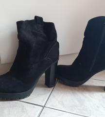 Crne cizme SNIZENO