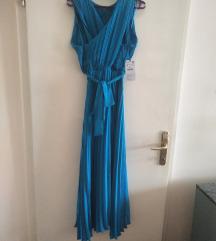 Zarina plava haljina