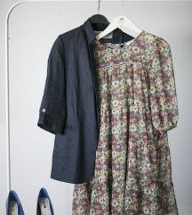 Leprsava Koton floralna haljina, vel. 36