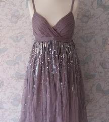 Le Trou D'Aiguille haljina sa sljokicama