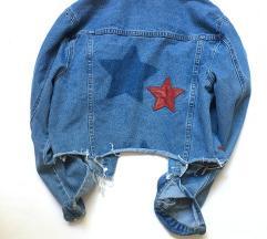 Glamorous teksas jakna
