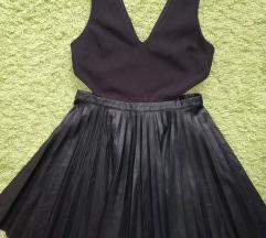 topshop kozna haljina