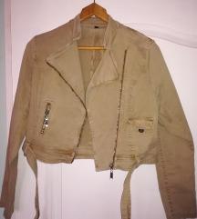 Kratka prolecna jakna S /M vel