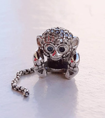 PANDORA sjajno majmunče S925