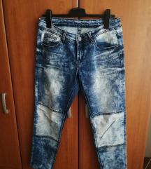 Farmerke, šareni jeans