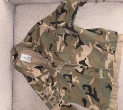 Zara military jakna