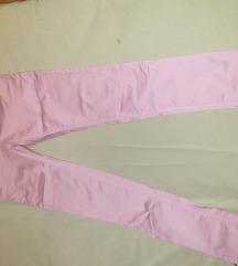 EMPORIO ARMANI kao nove roze pantalone