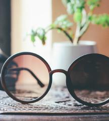 Brown vintage naocare za sunce