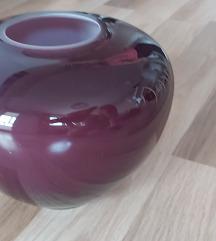 Velika vaza tamno ljubicasta Emezzeta