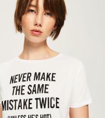MISTAKE majica novo Print Velicina M