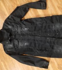 Duža teksas jakna