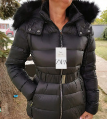 Zara perjana jakna XL
