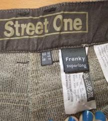 Street One somotske pantalone vel 40 kao nove