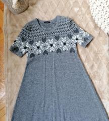 Sisley haljina od trikotaže