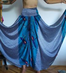 Suknja pantalone