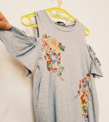 Zara pamučna haljinica