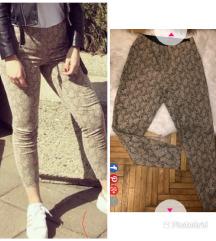 Zara zmijske pantalone Novo‼️