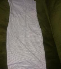 Zara haljina na pruge  1000 Snizeno!