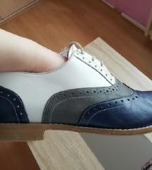KOŽNE cipelice (rucno radjene)