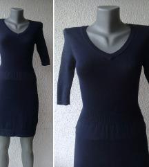 haljina ili tunika teget br XS MANGO
