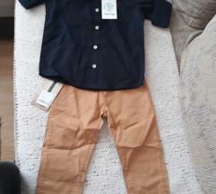 Komplet pantalone i kosulja NOVO 110