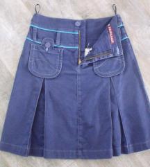 Plava suknja Passage