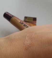 Too Faced lip bronzer